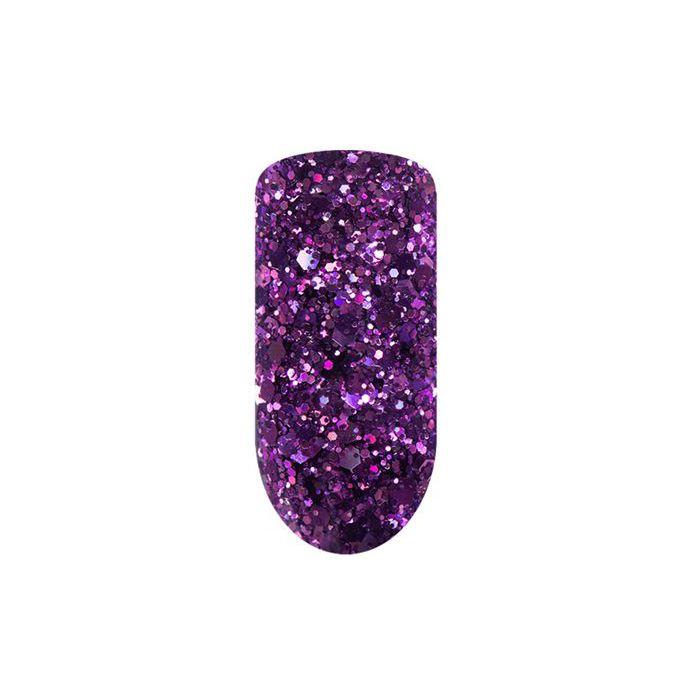 Купить IRISK PROFESSIONAL 66 гель-лак для ногтей / IRISK Glossy Platinum, 5 мл, Фиолетовые
