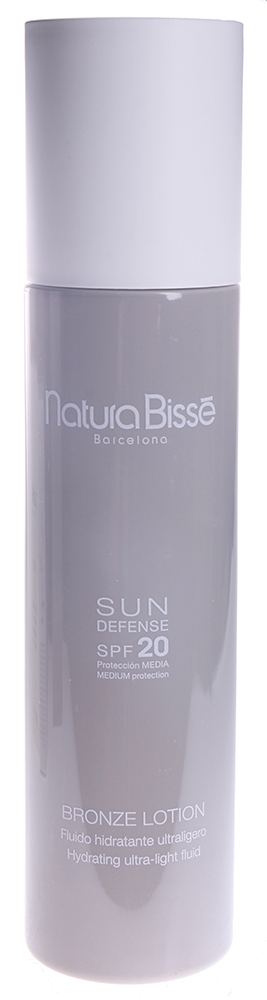 NATURA BISSE ������ �������������� ������������ SPF20 / Bronze Lotion SUN DEFENSE 200��