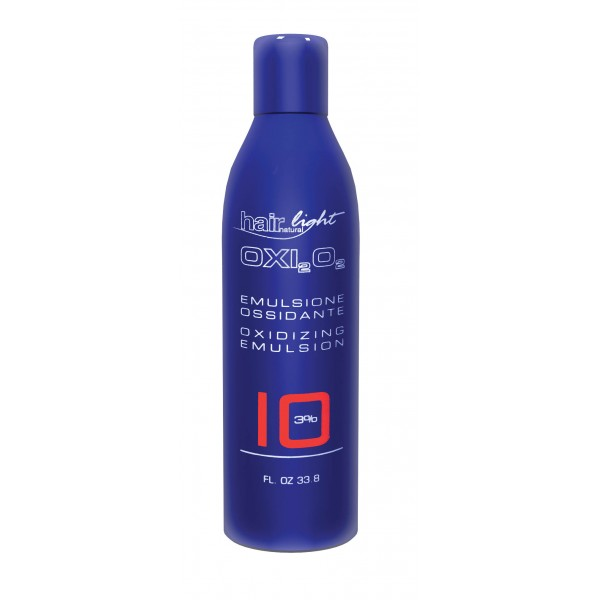 HAIR COMPANY Эмульсия окисляющая 3% / Emulsione Ossidante HAIR LIGHT 1000мл