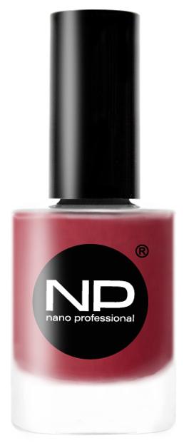 NANO PROFESSIONAL P-307 лак для ногтей, земляничная поляна 15 мл