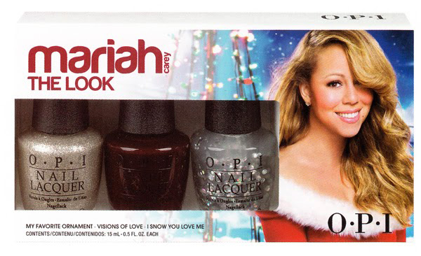 "OPI ����� ����� "" Mariah Carey The Look"" (HLE05+HLE10+HLE16) 3*15��~"