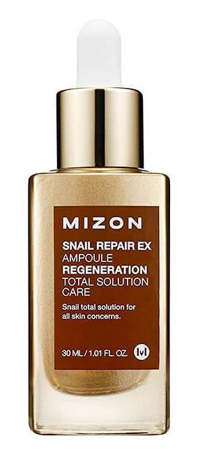 MIZON Сыворотка для лица / SNAIL REPAIR EX AMPOULE 30 мл