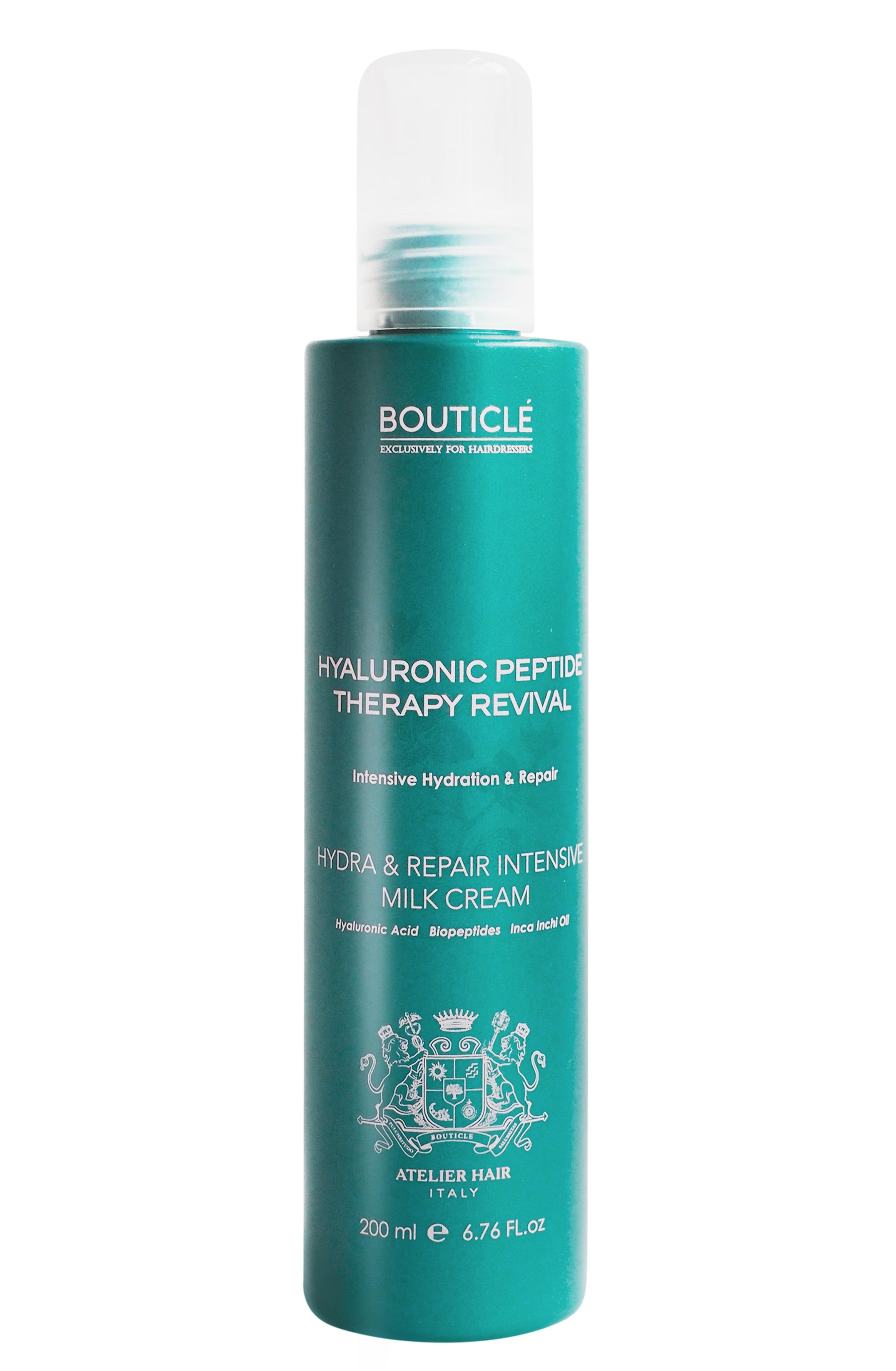 BOUTICLE Крем-молочко интенсивное восстанавливающее для волос / Hydra & Repair Intensive Milk Cream 200 мл  - Купить
