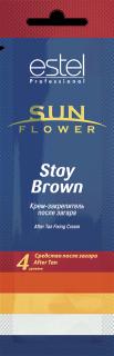 ESTEL PROFESSIONAL Крем-закрепитель после загара / Sun Flower Stay Brown 15мл