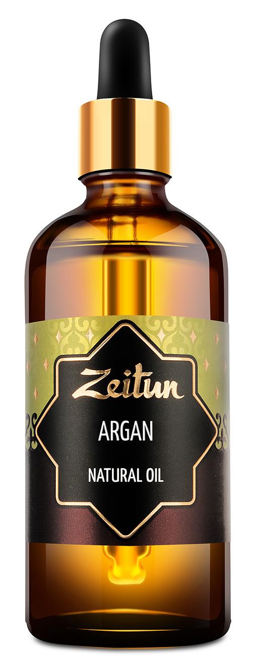 Купить ZEITUN Масло арганы, первого холодного отжима 100 мл