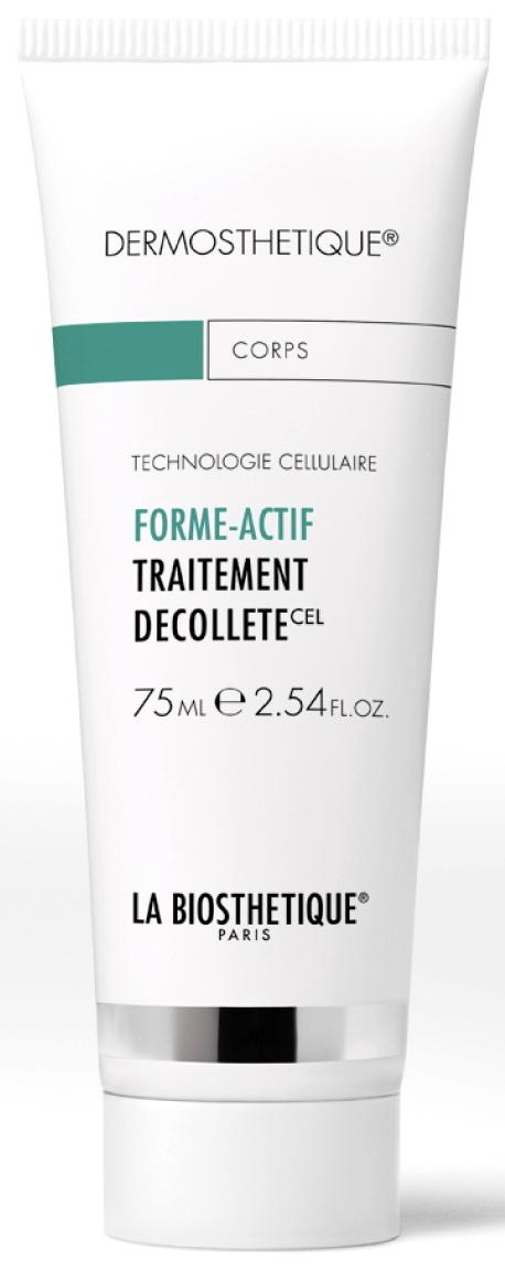 LA BIOSTHETIQUE Эмульсия клеточно-активная разглаживающая для кожи шеи и декольте / Traitement Decollet 75 мл