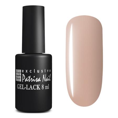 Купить PATRISA NAIL 616 гель-лак для ногтей Крем и карамель, Канеле 8 мл, Коричневые