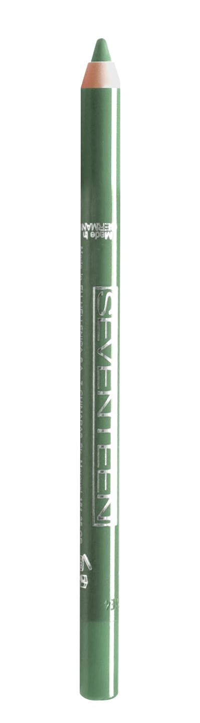 SEVENTEEN Карандаш водостойкий с витамином Е для век, 23 сиреневый / Super Smooth W/P & Longstay 1,2 г