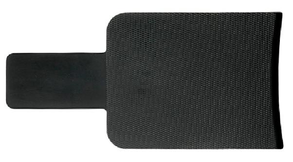 SIBEL Лопатка для окрашивания, черная  - Купить