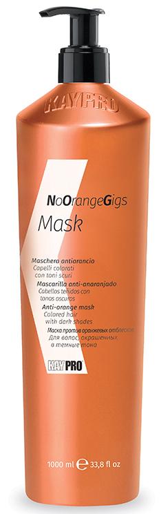 KAYPRO Маска против нежелательных оранжевых оттенков / MASK NO ORANGE GIGS 350 мл