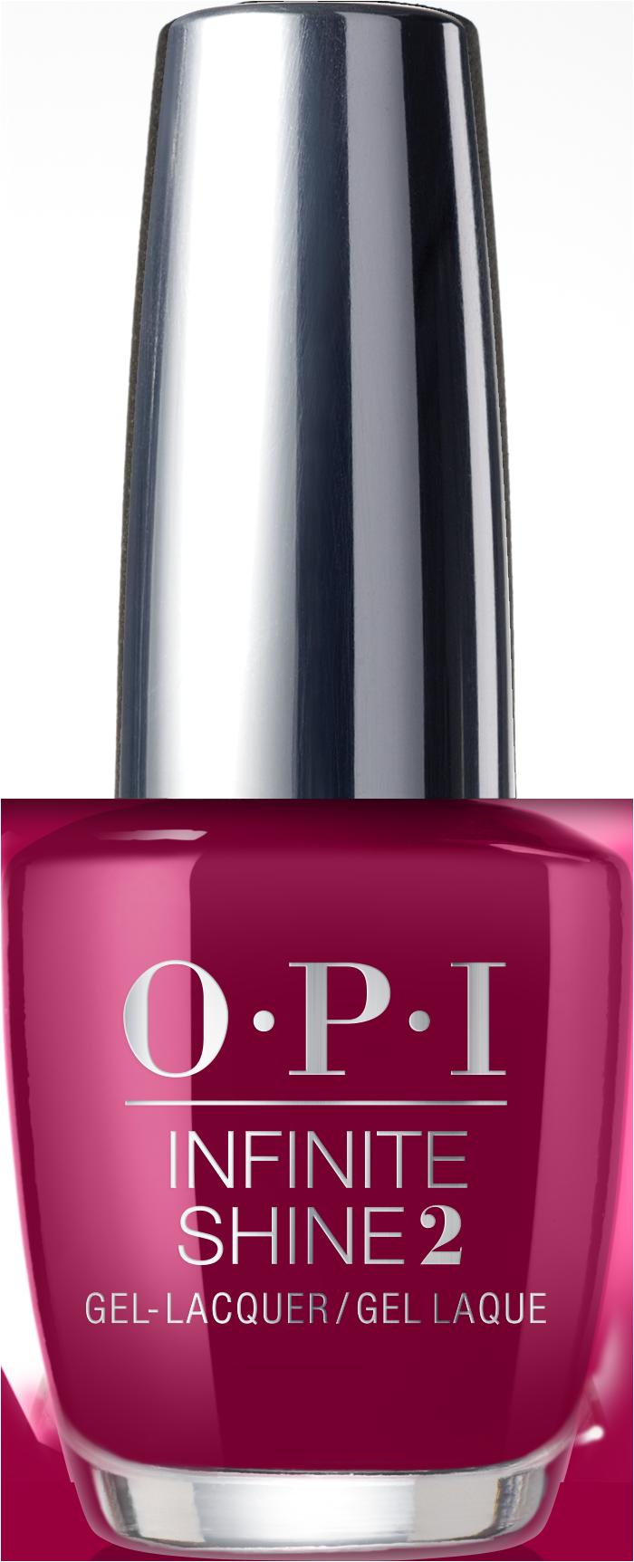 OPI Лак для ногтей Miami Beet / Infinite Shine 15мл opi лак для ногтей can t be beet infinite shine 15мл