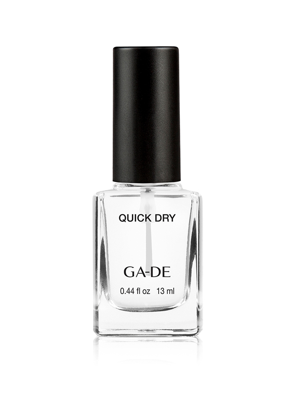 GA-DE Лак для ногтей / QUIK.D. 13мл