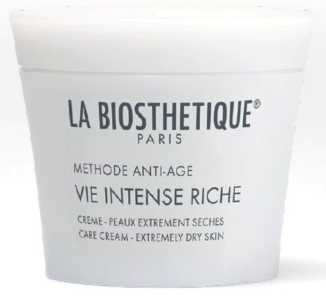 LA BIOSTHETIQUE Крем восстанавливающий энергонасыщающий для очень сухой кожи / Vie Intense Riche Creme 50 мл крем labiosthetique menulphia riche creme 50 мл