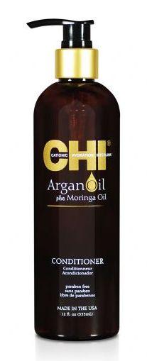 CHI Кондиционер с экстрактом масла арганы и дерева моринга / ARGAN OIL 355 мл -  Кондиционеры