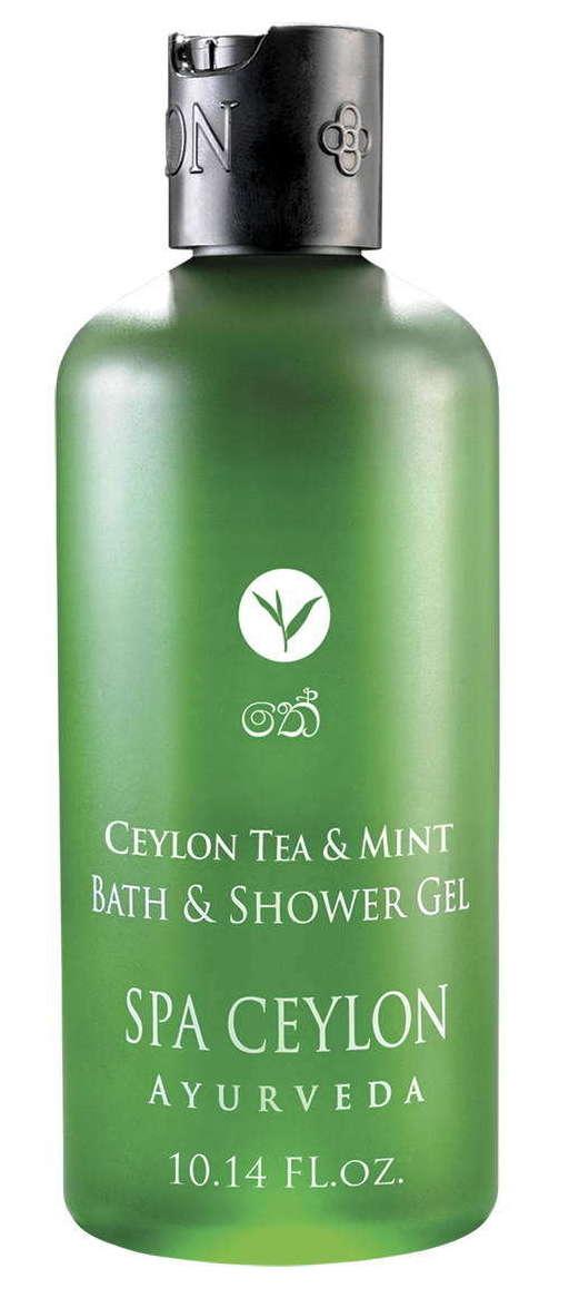 Купить SPA CEYLON Гель для ванны и душа Цейлонский чай и мята 300 мл