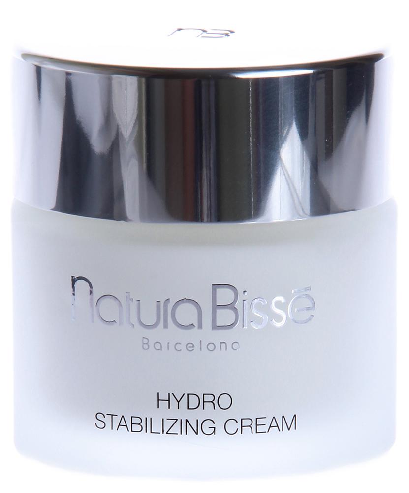 NATURA BISSE Крем активный для жирной и комбинированной кожи SPF10 / Hydro-Stabilizing Cream STABILIZING 75млКремы<br>Hydro-Stabilizing Cream SPF 10 предназначен для жирной и комбинированной кожи. Гидролизованный до аминокислот белок кератин (богатый органической серой) стабилизирует выделение кожного сала и препятствует появлению акне, увлажняя кожу. Натуральный увлажняющий фактор и аллантоин добавлены для поддержания естественного уровня влажности кожи, смягчения и регенерации тканей. Для защиты от вредного воздействия солнечного излучения крем содержит солнечный фильтр SPF 10. Активные ингредиенты (состав): Water (Aqua), Cetearyl Ethylhexanoate, Propylene Glycol, C12-20Acid PEG-8 Ester, Caprylic/Capric Triglyceride, Glyceryl Stearate, Lanolin, Ethylhexyl Methoxycinnamate, Benzophenone-3, Arctium Majus Root Extract, Rosmarinus Officinalis(Rosemary) Leaf Extract, Salix Alba (Willow) Bark Extract, Sodium PCA, Cetyl Phosphate, Hydrolyzed Keratin, Allantoin, Carbomer, Triethanolamine, BHT, Imidazolidinyl Urea, Methylparaben, Propylparaben, Phenoxyethanol, Ethylparaben, Butylparaben, Fragrance(Parfum), Limonene, Geraniol, Hydroxycitronellal, Linalool, Citronellol, Cinnamyl Alcohol, Citral, Benzyl Benzoate. Способ применения: применять ежедневно утром после очищения кожи; можно использовать крем в качестве основы под макияж. Наносить на лицо, шею и декольте и мягко втирать до полного впитывания. Использование стабилизирующего комплекса и/или стабилизирующей маски значительно усиливает эффект от применения Hydro-Stabilizing Cream.<br><br>Объем: 75<br>Вид средства для лица: Увлажняющий<br>Назначение: Акне, постакне
