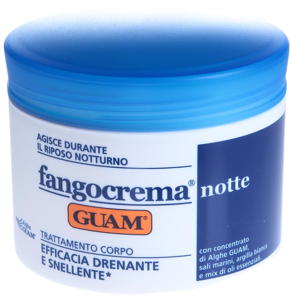 GUAM Крем с разогревающим эффектом на основе грязи ночной / FANGOCREMA 500мл