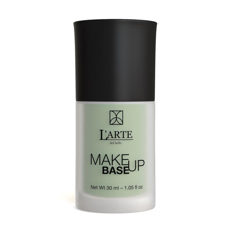Купить со скидкой LARTE DEL BELLO База для макияжа против покраснений, 03 / MAKE UP BASE ANTI-REDNESS 30 г