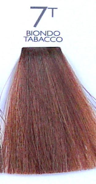 SHOT 7T Крем-краска для волос с коллагеном 100 мл блонд табачного оттенкаКраски<br>Благодаря активным компонентам и низкому содержанию аммиака гарантирует великолепные результаты окрашивания. Не повреждает кутикулу, придаёт здоровый блеск волосам. Уникальная формула гарантирует получение великолепных чистых оттенков. Благодаря гелевой консистенции удобен и экономичен в работе. Активные ингредиенты: коллаген, фруктовые кислоты. Способ применения: краска Shot DNA смешивается с окисляющей эмульсией нужной концентрации (10 vol, 20 vol, 30 vol, 40 vol) до однородной консистенции. Пропорция составляет 1:1,5.<br><br>Цвет: Блонд<br>Типы волос: Для всех типов
