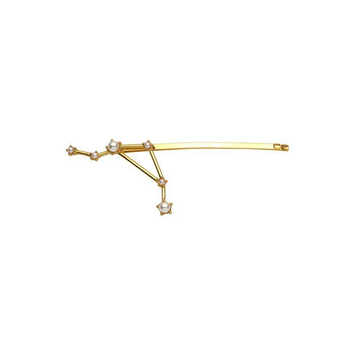 KELA Украшение для волос созвездие весы золото / Libra Hair Pin Gold