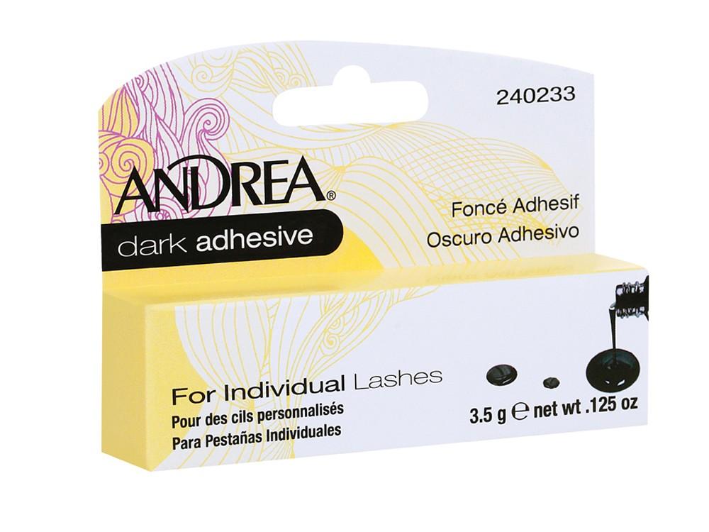 ANDREA Клей для пучков черный / Mod Perma Lash Adhesive Dark 3.5 г
