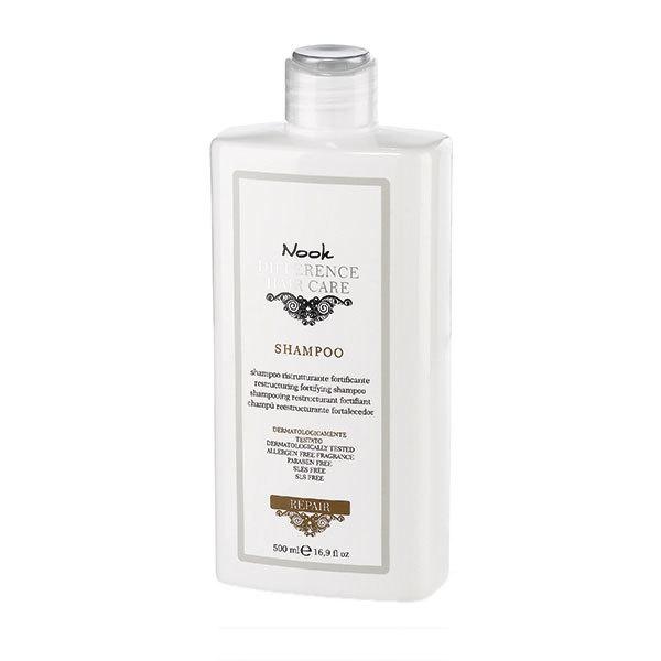 NOOK Шампунь восстанавливающий укрепляющий для сухих и поврежденных волос / DIFFERENCE HAIR CARЕ 1000 мл