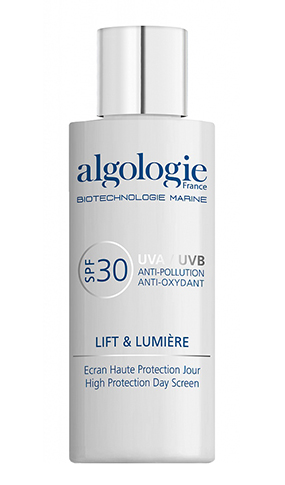 ALGOLOGIE Флюид солнцезащитный дневной SPF 30 40 мл от Галерея Косметики