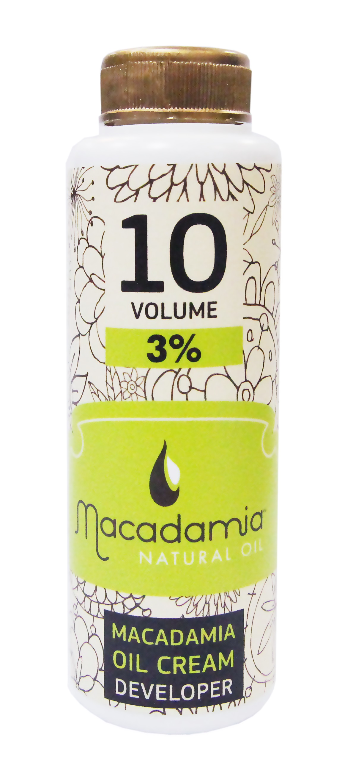 MACADAMIA Natural Oil Окислитель 3% (10 vol) / Cream Color 100 мл macadamia natural oil несмываемый 100 мл