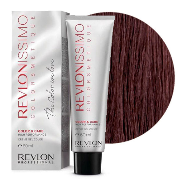 Revlon professional 4.5 краска для волос,