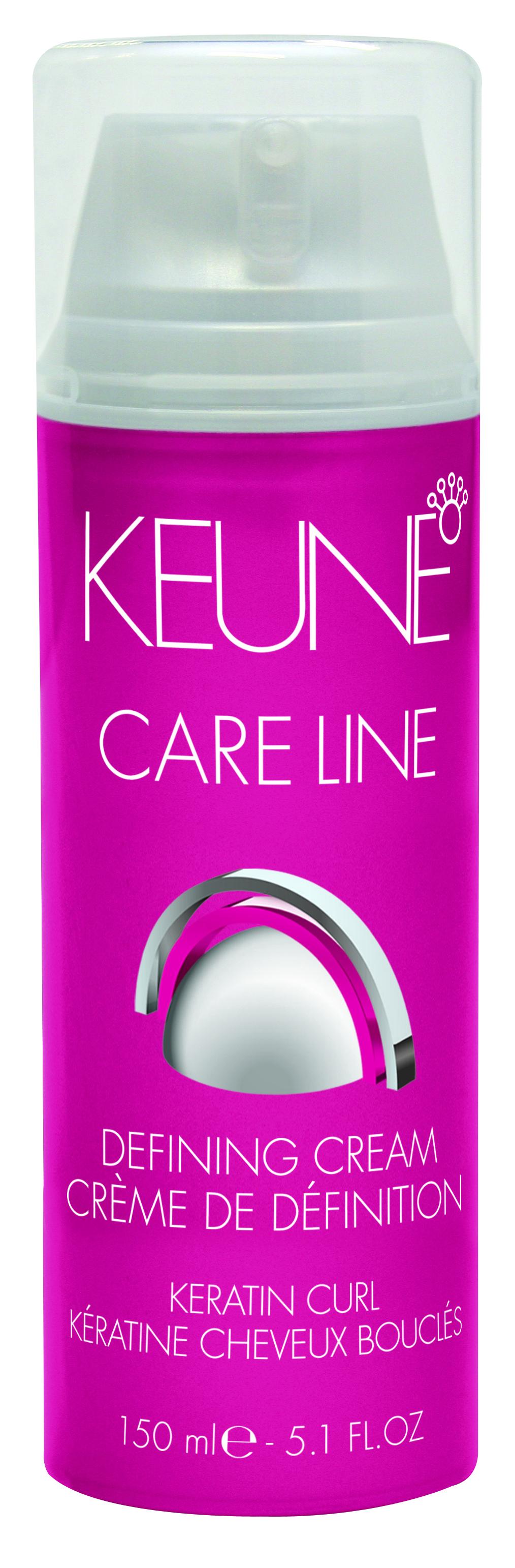 KEUNE Крем Кэе Лайн Кератиновый локон / CL KERATIN CURL DEFINING CREAM 150 мл keune крем выпрямляющий straight cream 200мл