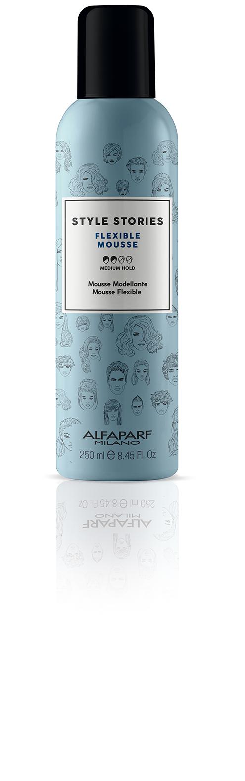ALFAPARF MILANO Мусс для волос средней фиксацией / Flexible Mousse 250 мл