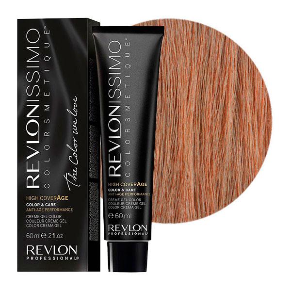 Купить REVLON Professional 8-42 краска для волос, медовый светлый блондин / RP REVLONISSIMO COLORSMETIQUE High Coverage 60 мл