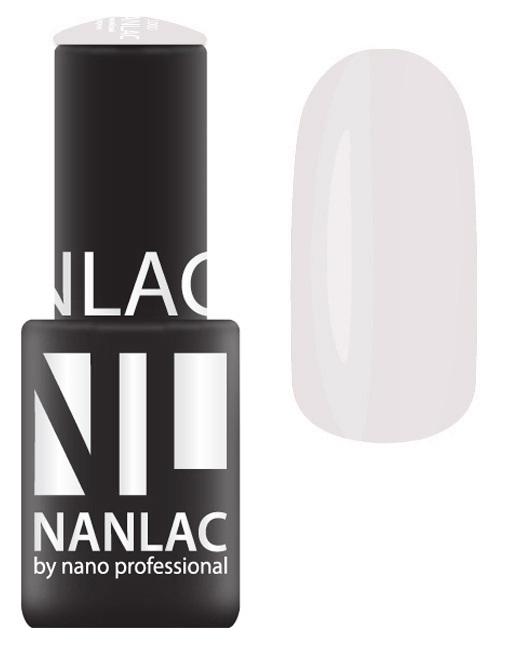 NANO PROFESSIONAL 2174 гель-лак для ногтей, чистый эндорфин / NANLAC 6 мл