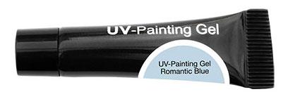 CND Гель-краска УФ / OH UV-Painting Gel Romantic Blue 5мл
