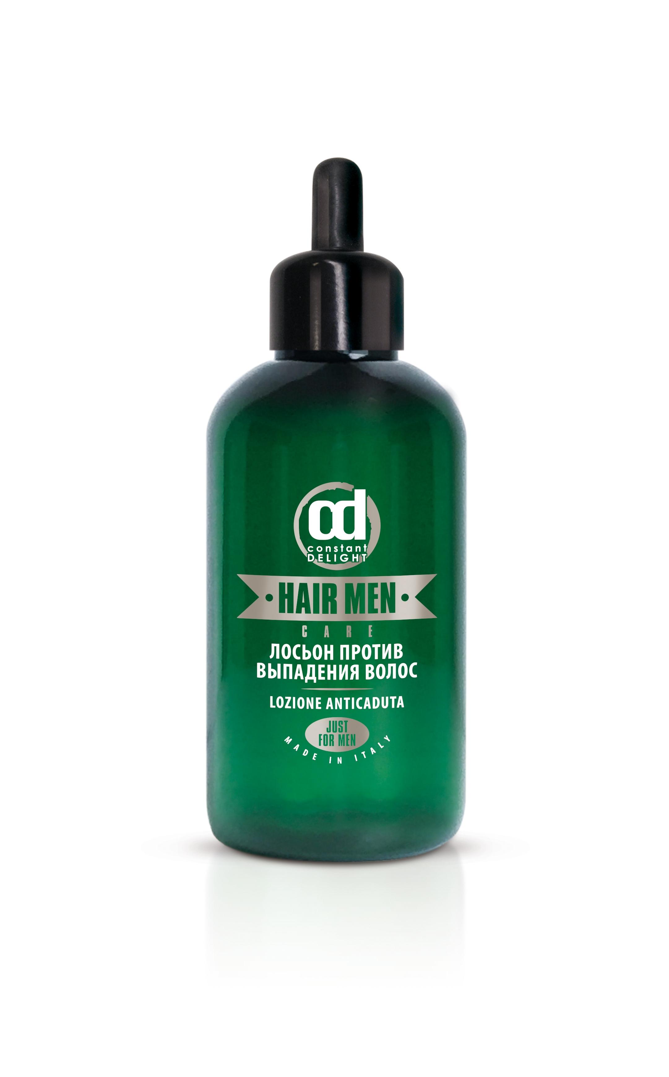 CONSTANT DELIGHT Лосьон против выпадения волос / BARBER Hair Men 100 мл недорого