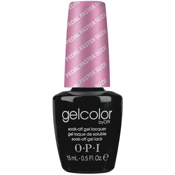 """OPI ����-��� ��� ������ """"Pedal Faster Suzi!"""" / GELCOLOR 15��~"""