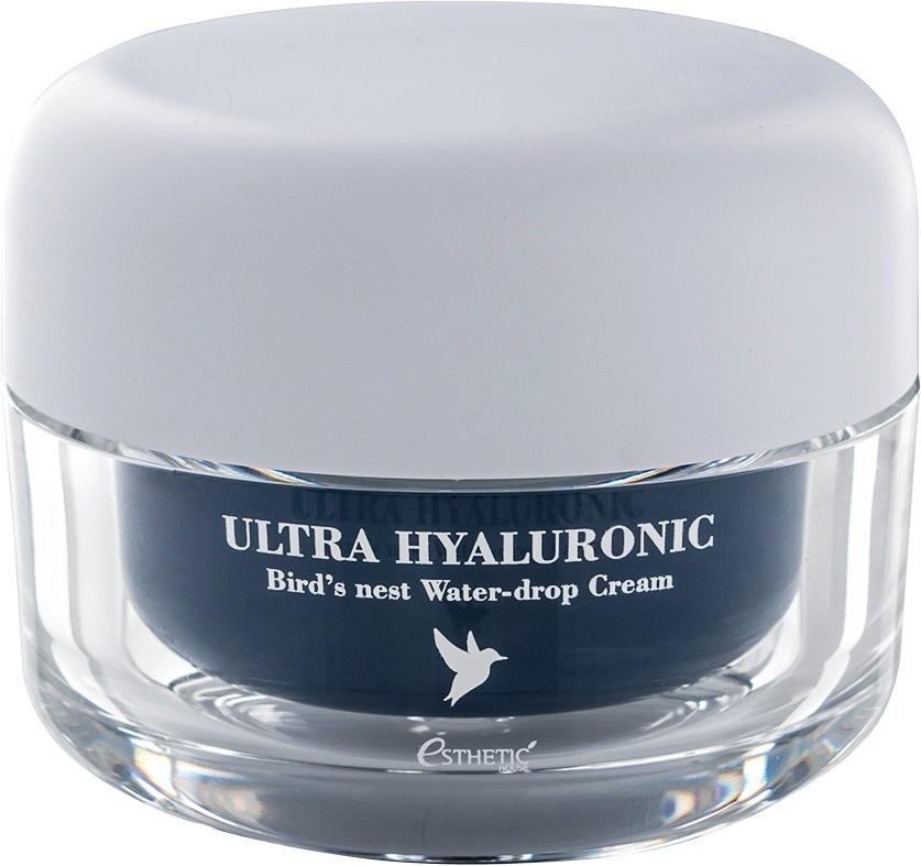 ESTHETIC HOUSE Крем с экстрактом ласточкиного гнезда для лица / Ultra Hyaluronic acid Bird's nest Water- drop Cream 50 мл фото