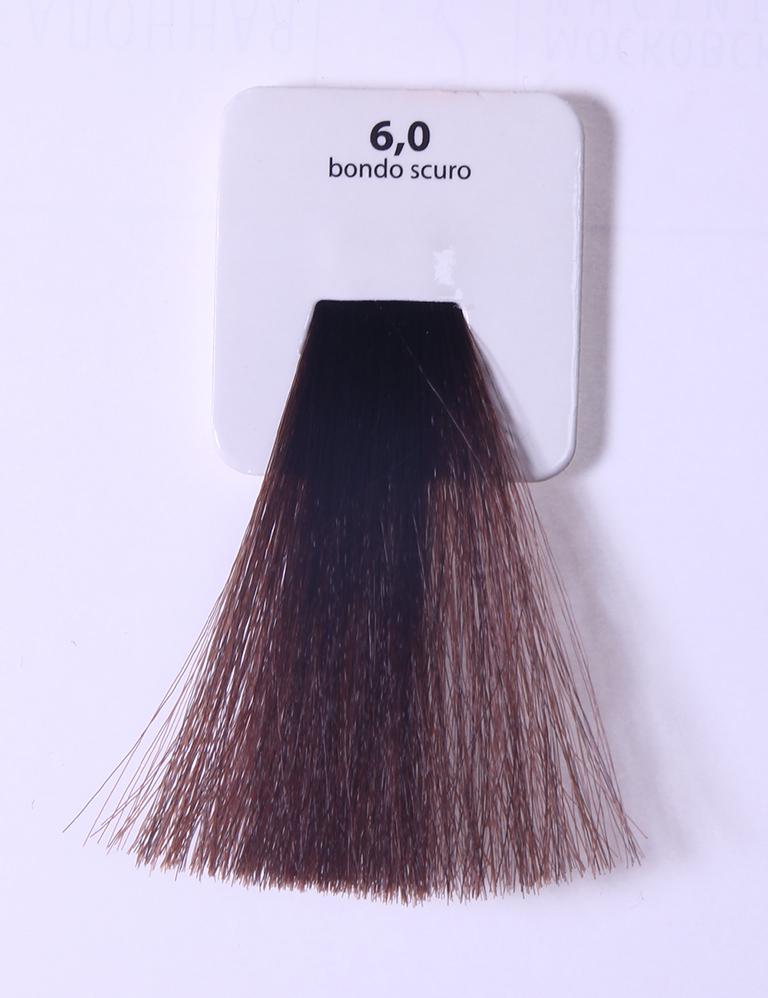 KAARAL 6.0 краска для волос / Sense COLOURS 100мл
