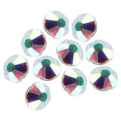 Купить IRISK PROFESSIONAL Стразы голографические 01 SS3 (1.3-1.4 мм) 100 шт