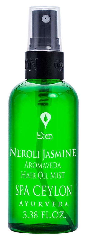 Купить SPA CEYLON Спрей на основе масла для нормальных и сухих волос Нероли и жасмин 100 мл