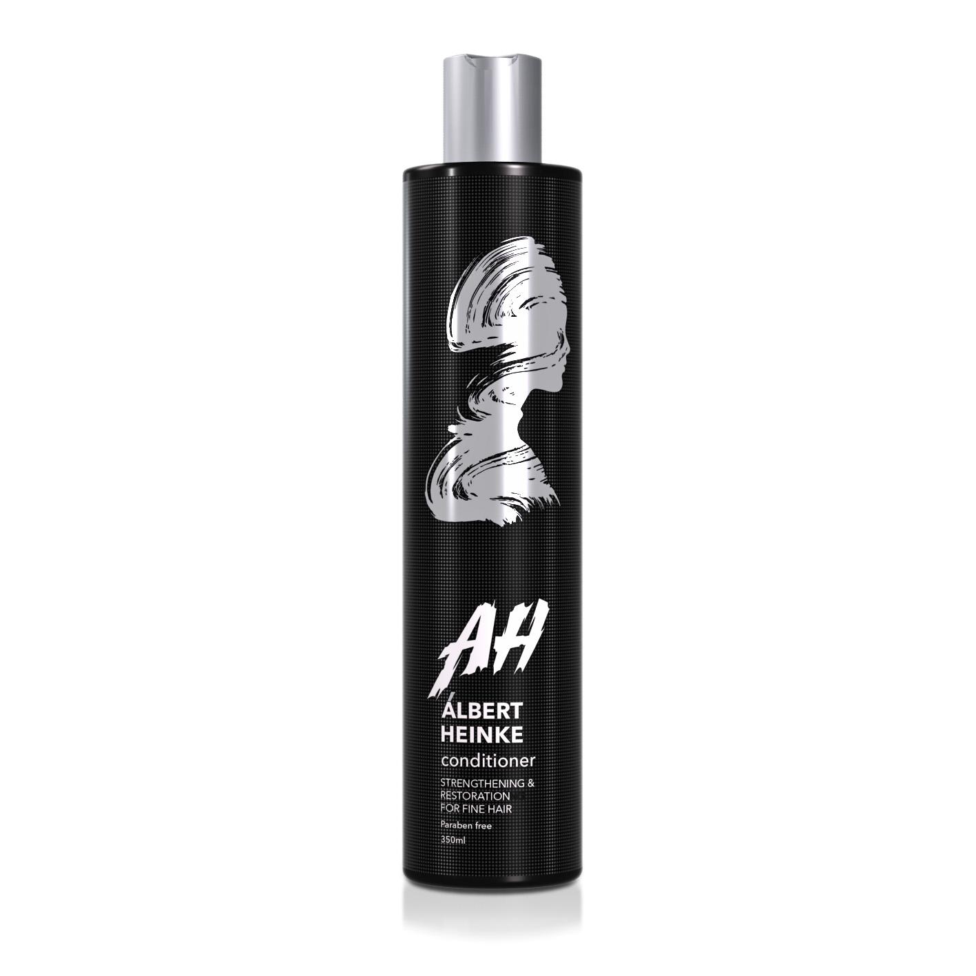 EGOMANIA Кондиционер для восстановления и укрепления тонких волос / ALBERT HEINKE 350 мл