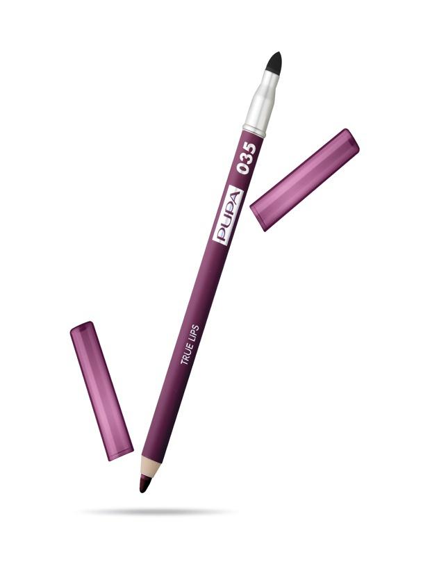 "PUPA Карандаш для губ 035 ""Глубокий фиолетовый"" / TRUE LIPS"