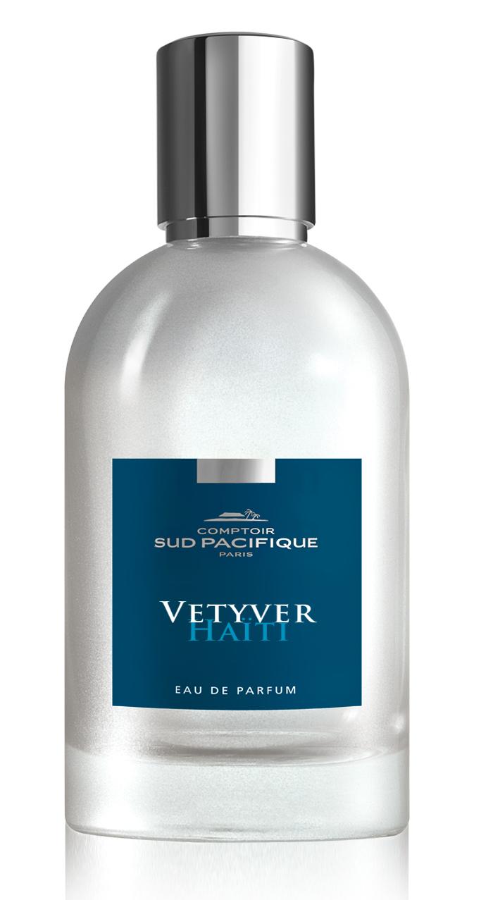 COMPTOIR SUD PACIFIQUE Вода парфюмированная Ветивер с о.Гаити / LES EAUX DE VOYAGE 100 мл