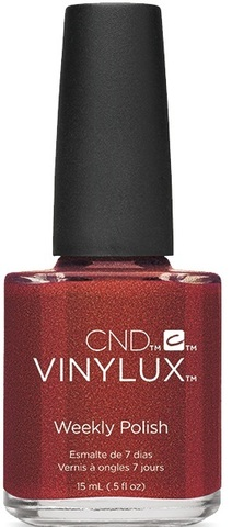 CND 228 лак недельный для ногтей / Hand Fired VINYLUX 15 мл