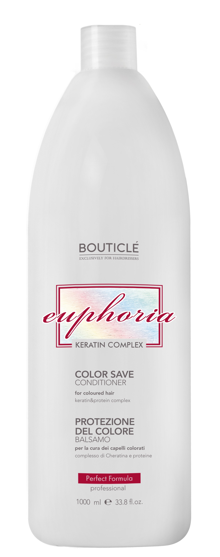 BOUTICLE Кондиционер для окрашенных волос с Keratin & Protein Complex / Color Save Conditioner 1000 мл