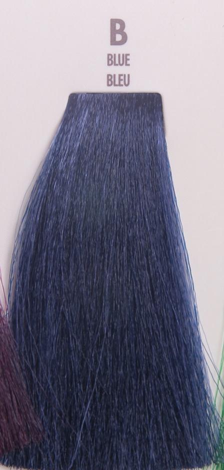 MACADAMIA B краска для волос синий / MACADAMIA COLORS 100млКраски и корректоры<br>Профессиональный кремообразный краситель на основе масла макадамии сохраняет волосы здоровыми, живыми, мягкими и блестящими. Уникальная и хорошо продуманная формула красителя обеспечивает четкие, предсказуемые, последовательные и стойкие результаты. Основа красителя - масла макадамии и арганы, которые проникают в структуру волос для сохранения целостности структуры, восстановления и укрепления. Комбинация всех ингредиентов красителя создает яркие, роскошные оттенки с потрясающей стойкостью. Все цвета можно смешивать между собой, создавая бесконечное множество оттенков. С этим красителем каждый стилист может выйти за рамки повседневности, позволяя своему воображению воплощать в жизнь любые творческие идеи. Преимущества: Прост в применении Удобен в работе как для начинающего мастера, так и для опытного стилистаУникальная и хорошо продуманная формула красителя обеспечивает чёткие и предсказуемые результаты окрашиванияЭкономичен в работе Пропорция смешивания красителя с окислителем от 1 к 1.5 до 2.5 позволяют сократить расход красителя на каждого клиентаУвеличенная стойкость цвета Благодаря уменьшенному размеру, пигменты и масла способны более глубоко проникать в кортекс волоса и удерживаться там на более длительный срокВходящие в состав масла, служат проводником пигментов в кортекс волосаМногообразие оттенков Богатая палитра из 92 оттенковМножество модных и актуальных оттенков, таких как нейтрально-коричневый, бежевый, шоколадно-коричневые и т.д. Создание цвета и СПА уход в одном флаконе Результат окрашивания – стойкие, красивые и насыщенные оттенки. Уникальная комбинация пигментов и масел дополнительно увлажняет волосы и позволяет минимизировать вред, наносимый окрашиванием. Активные ингредиенты: масло макадамии, масло арганы.<br><br>Цвет: Корректоры и другие<br>Класс косметики: Профессиональная