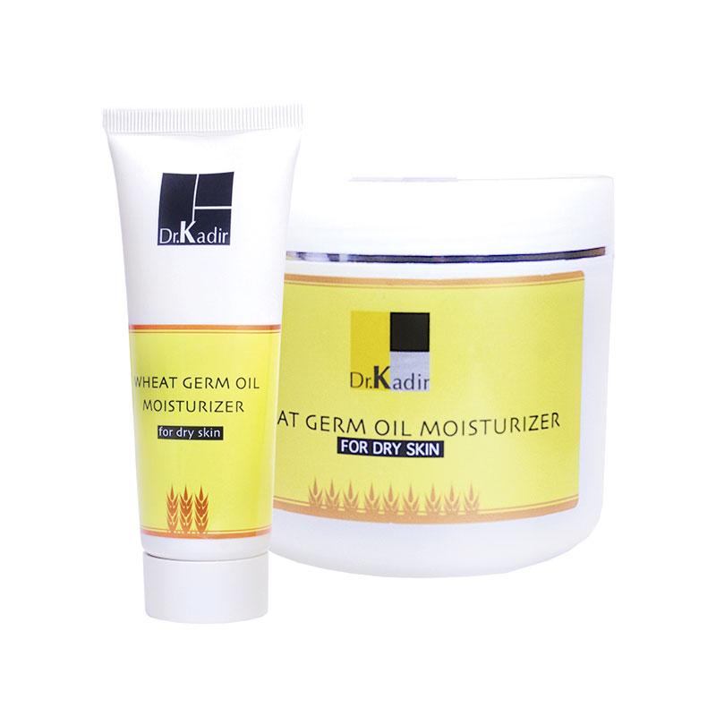 DR KADIR Крем Масло зародышей пшеницы увлажняющий для сухой кожи / CREAMS AND MOISTURIZERS 75мл