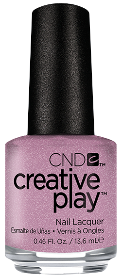 CND 458 лак для ногтей / I Like To Mauve It Creative Play 13,6 мл