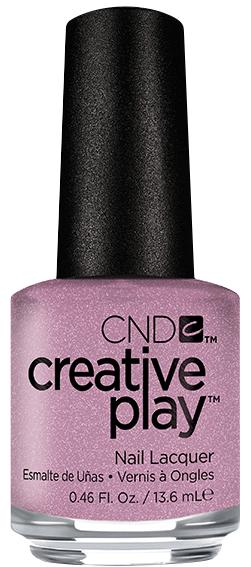 CND 458 лак для ногтей / I Like To Mauve It Creative Play 13,6 мл