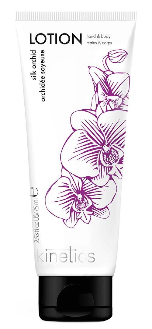 Купить KINETICS Лосьон для рук и тела Шелковая орхидея 75 мл